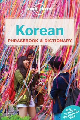 Lonely Planet Korean Phrasebook  Dictio cover image