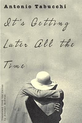 It's Getting Later All the Time: Cover
