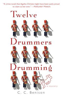 Twelve Drummers Drumming: A Father Christmas Mystery Cover Image