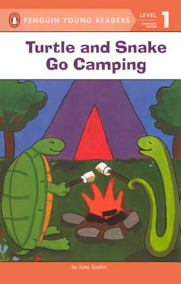 Turtle and Snake Go Camping (Easy-To-Read: Level 1 (Pb)) Cover Image