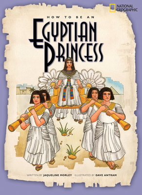 How to Be an Egyptian Princess Cover