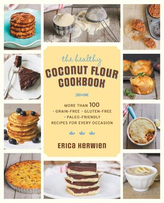 The Healthy Coconut Flour Cookbook Cover