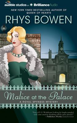 Malice at the Palace (Royal Spyness Mysteries #9) Cover Image