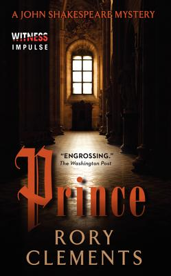 Prince: A John Shakespeare Mystery Cover Image