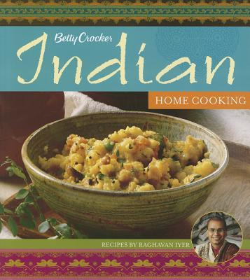 Betty Crocker Indian Home Cooking Cover