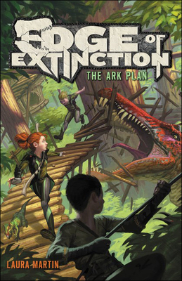 The Ark Plan (Edge of Extinction #1) Cover Image
