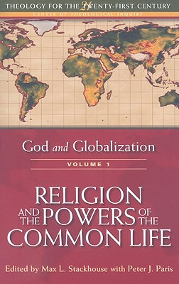 Religion and the Powers of the Common Life Cover
