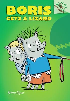 Boris Gets a Lizard Cover Image