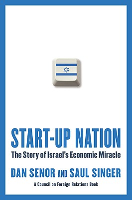 Start-Up Nation Cover