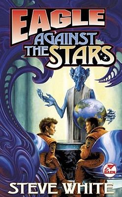 Cover for Eagle Against the Stars