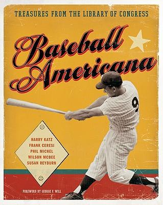 Baseball Americana Cover
