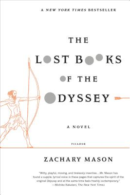 The Lost Books of the Odyssey Cover