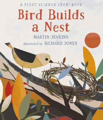Bird Builds a Nest: A First Science Storybook (Science Storybooks) Cover Image
