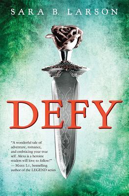 Defy (Defy, Book 1) Cover Image