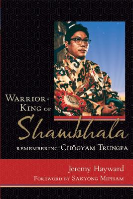 Warrior-King of Shambhala Cover