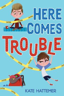 Here Comes Trouble Cover Image