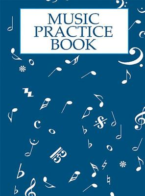 Music Practice Book Cover Image