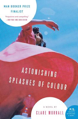 Astonishing Splashes of Colour Cover Image