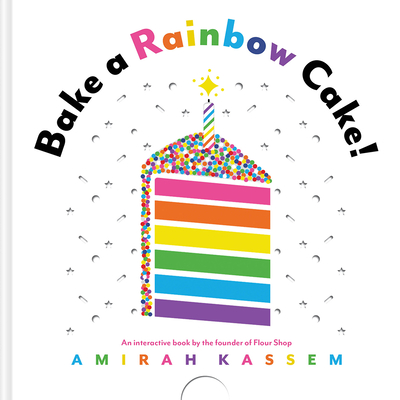 Cover for Bake a Rainbow Cake!