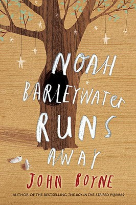 Noah Barleywater Runs Away Cover