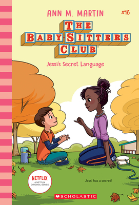 Jessi's Secret Language (The Baby-sitters Club #16) Cover Image