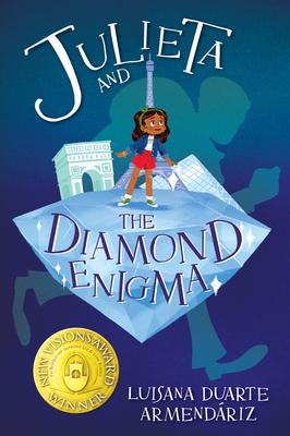 Julieta and the Diamond Enigma Cover Image