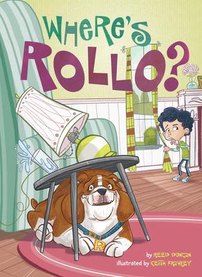 Where's Rollo? Cover Image