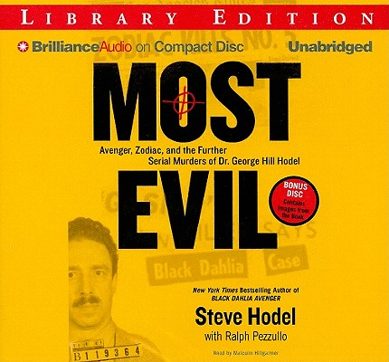 Most Evil Cover