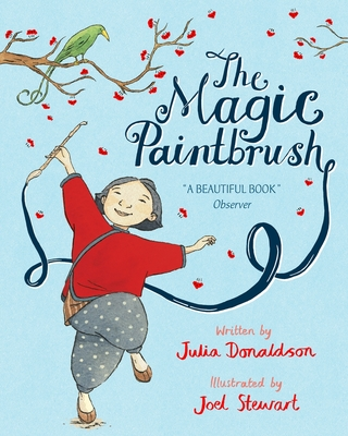 The Magic Paintbrush Cover Image