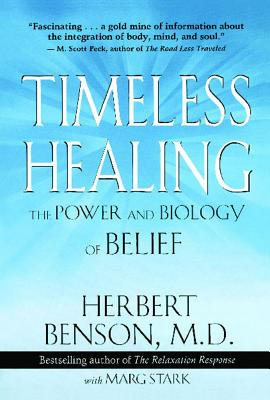 Cover for Timeless Healing