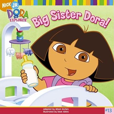 Big Sister Dora! Cover Image