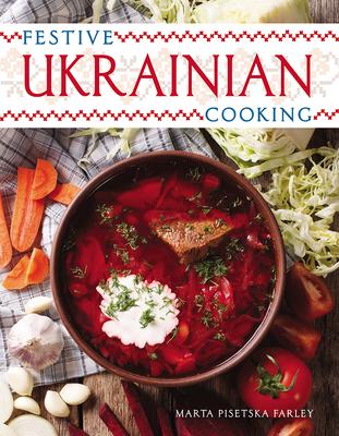 Cover for Festive Ukrainian Cooking