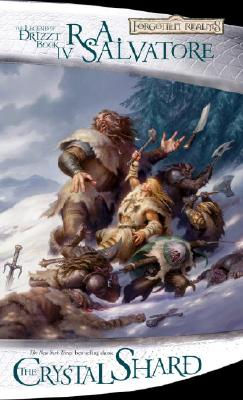 The Crystal Shard (The Legend of Drizzt #4) Cover Image