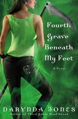 Fourth Grave Beneath My Feet Cover