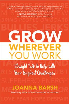 Cover for Grow Wherever You Work