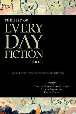 The Best of Every Day Fiction Three Cover