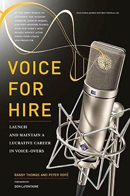 Voice for Hire Cover