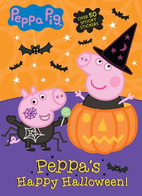 Peppa's Happy Halloween! (Peppa Pig) Cover Image