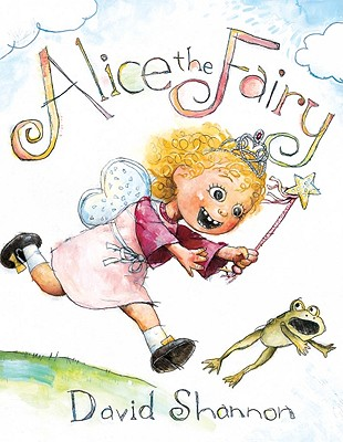 Alice The Fairy - Audio Library Edition Cover Image
