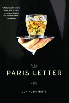 Cover for The Paris Letter