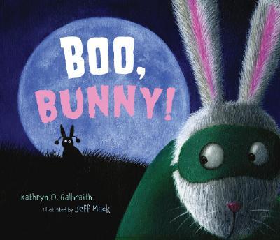 Boo, Bunny! Cover
