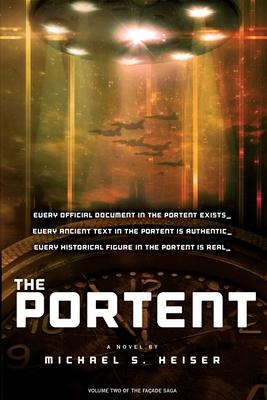 The Portent (the Facade Saga, Volume 2) Cover Image