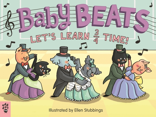 Baby Beats: Let's Learn 3/4 Time! Cover Image
