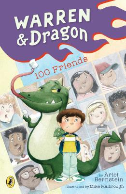 Warren & Dragon 100 Friends Cover Image