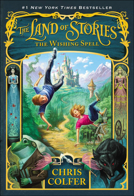 Wishing Spell (Land of Stories) Cover Image