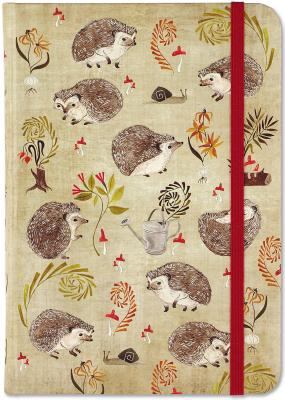 Hedgehogs Journal (Diary, Notebook) Cover Image