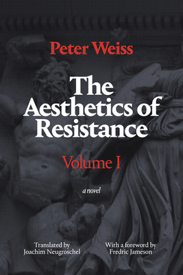 The Aesthetics of Resistance, Volume I Cover Image