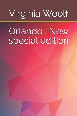 Orlando: New special edition Cover Image
