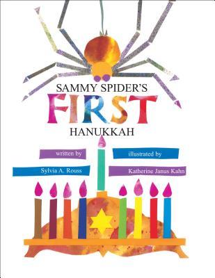 Sammy Spider's First Hanukkah (Sammy Spider's First Books) Cover Image