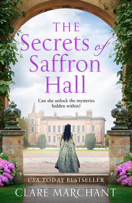 The Secrets of Saffron Hall Cover Image
